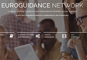 Euroguidance neue Website